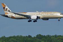 Le projet d'attentat visait cette compagnie aérienne des Emirats arabes unis (photo d'illustration).