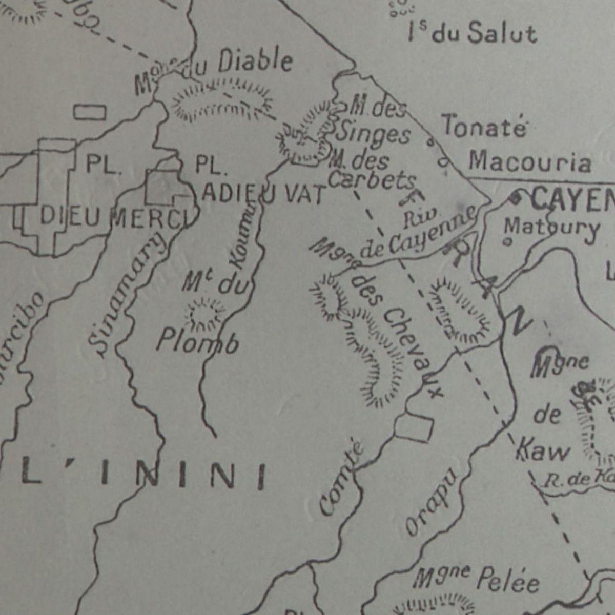 Le cinquantenaire de la suppression du territoire de l'Inini à la CTG