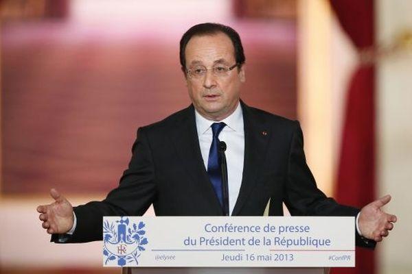 Hollande conf presse