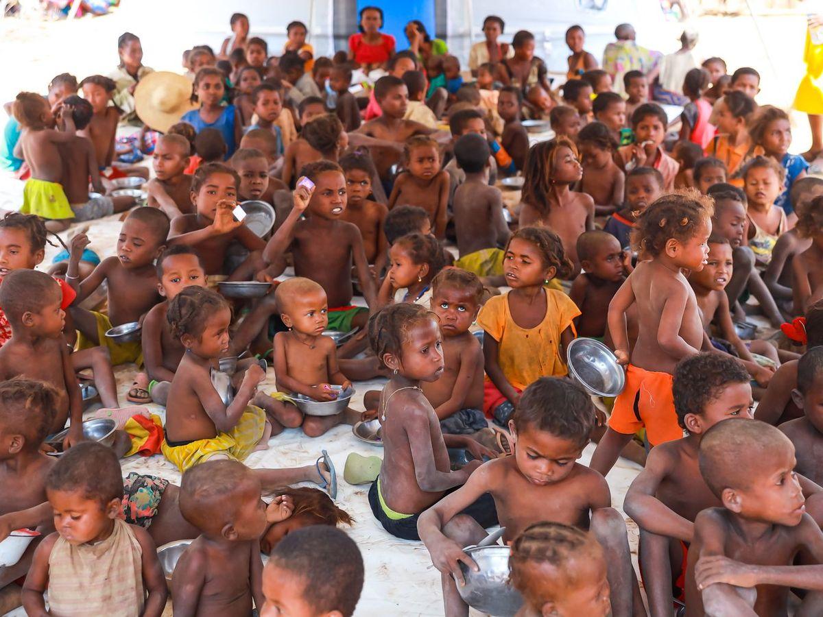 Lancement de l'Opération Kéré 2020 pour soutenir le Sud de Madagascar - Réu
