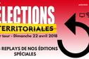 [REPLAY] Territoriales 2018 - Les éditions spéciales du 1er tour