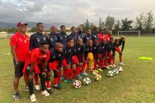 FC M'Tsapéré  au 8e tour de coupe régionale de France à La Réunion