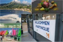 Images d'illustration de la destination Martinique