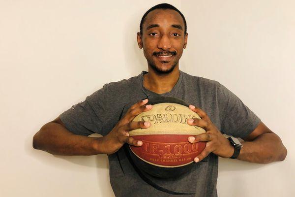 Le basketteur mahorais Kadri Moendadze.