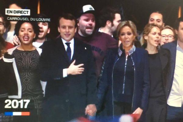 La famille du Président Macron