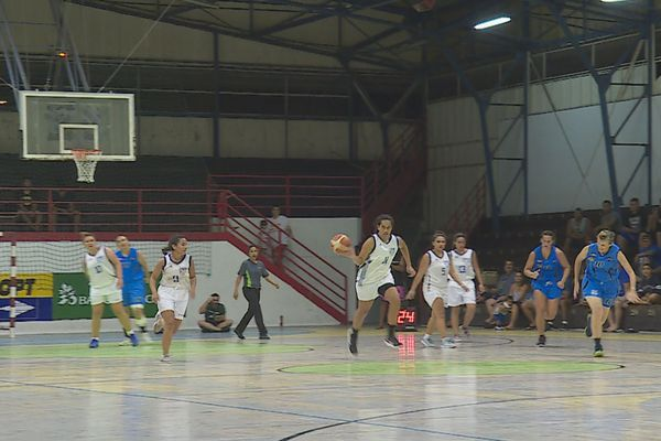 coupe paficique basket dames
