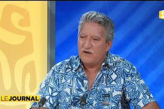 """Jean-Christophe Bouissou : """"1000 chambres d'hôtels ont fermé en Polynésie"""""""