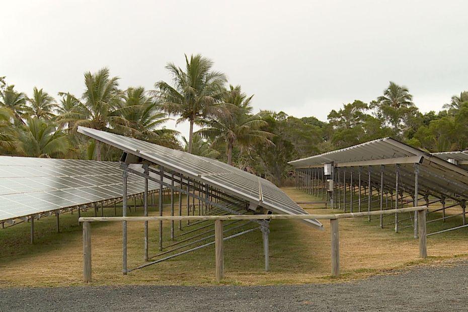 La transition énergétique est en marche à Lifou - Nouvelle-Calédonie la 1ère