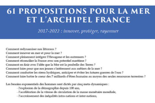 61 propositions Mer et Archipel France