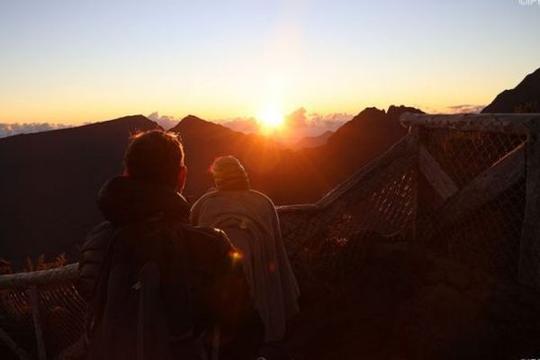 Un nouveau front froid arrive sur La Réunion. Dans les hauts, les températures seront encore plus fraîches.