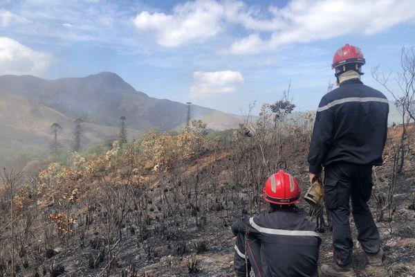 incendies en nouvelle-calédonie
