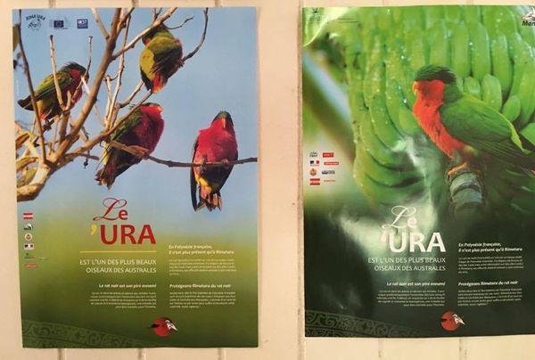 Affiches du Vini 'Ura