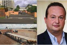 des dossiers urgents sont sur le bureau de Jerome Viguier le nouveau directeur de l'ARS Martiniqiue