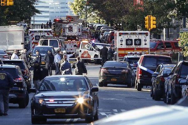 Fusillade dans une rue de New York