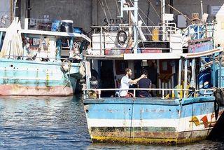 migrants sri lankais arrivés au port