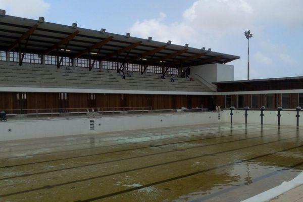 Le stade nautique de Cayenne