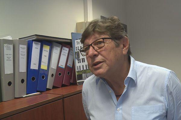 Michel Lasnier, président de la SPMSC
