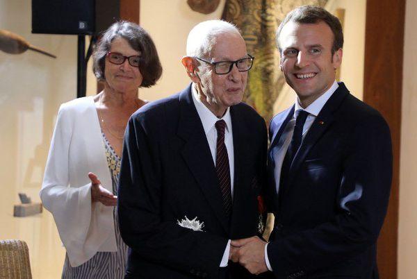 Macron Leques
