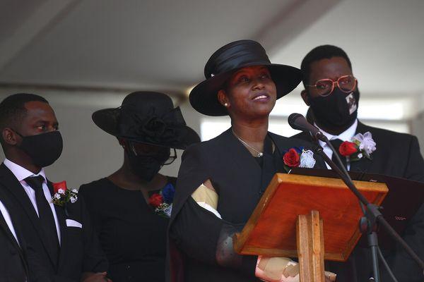 Martine Moïse, veuve du président haïtien assassiné Jovenel Moïse