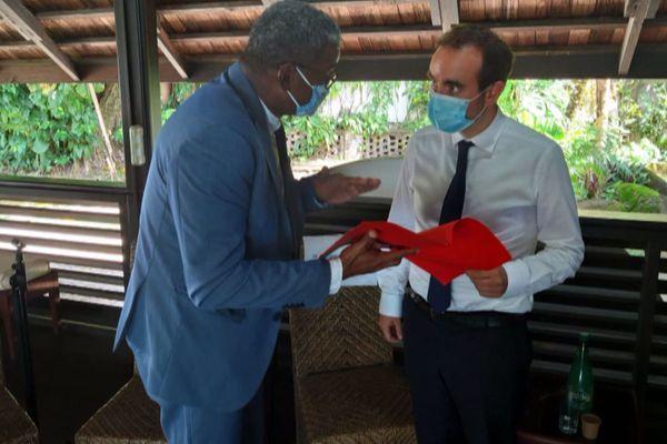 Le plan Marshall de l'artisanat remis au ministre de l'Outre-mer le 13 juillet