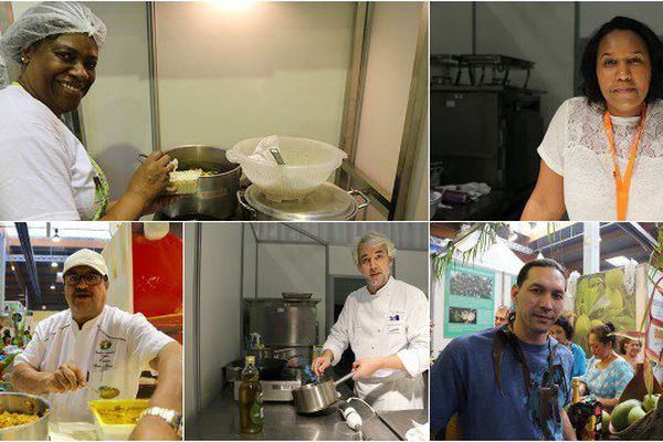 Chefs outre-mer