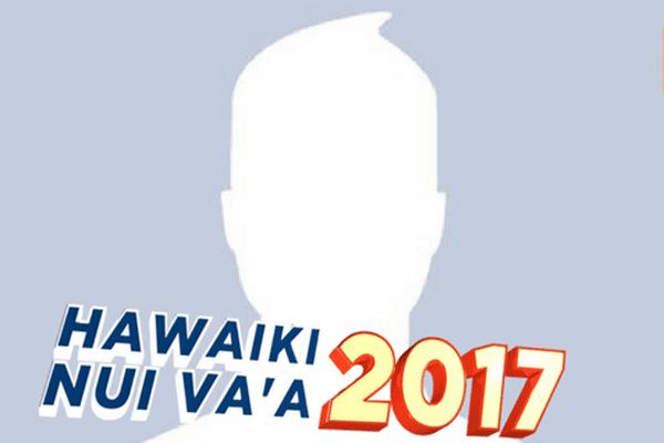 Habille ta photo de profil Facebook aux couleurs de la Hawaiki Nui Va'a