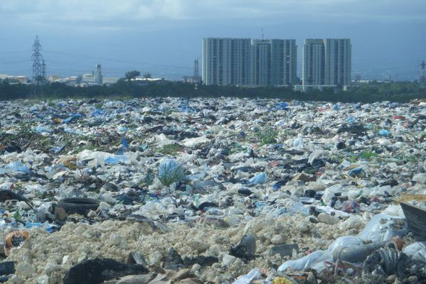 déchets gabarre