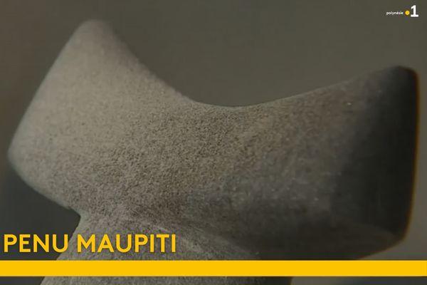Penu : une spécialité de Maupiti