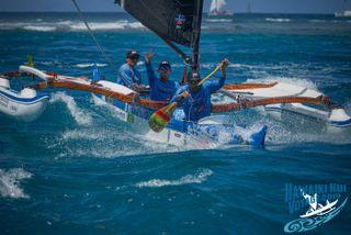 Championnat du monde de Holopuni Va'a : Kuhela remporte la première étape
