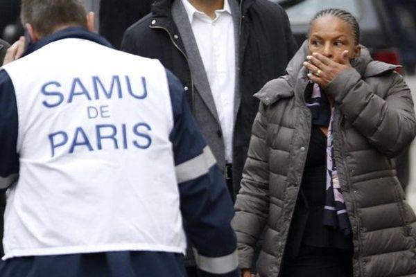 Taubira Charlie Hebdo