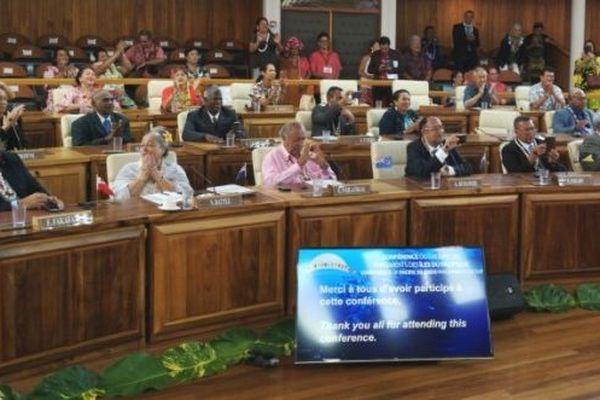 Les débats se sont déroulés à l'Assemblée de Polynésie