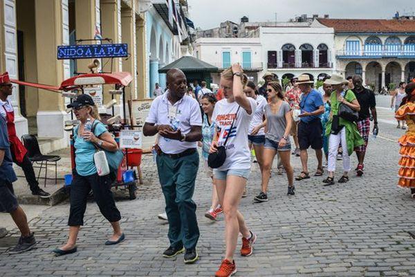 Le tourisme en plein essor à Cuba après le dégel avec les Etats-Unis