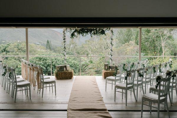 Mariage organisé par Cancetta Norman