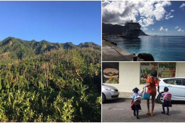 En Dominique avec la Fondation de France : accompagner la relance après l'ouragan Maria