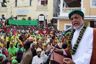 Comores - Sambi en campagne