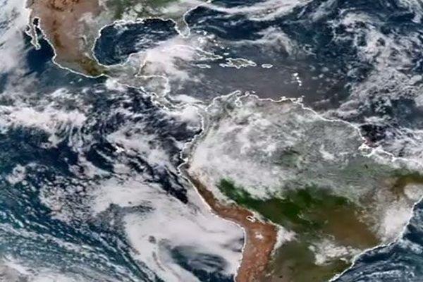 Alberto vue satellite.