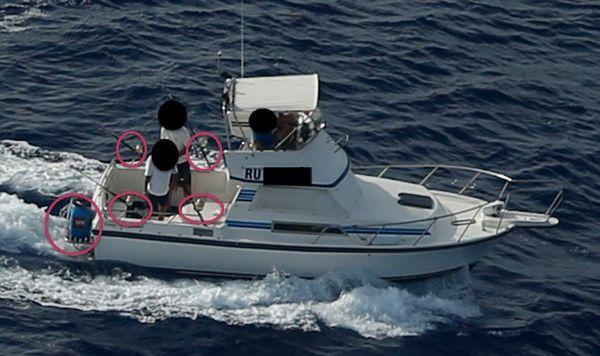 Plaisancier en pêche 2