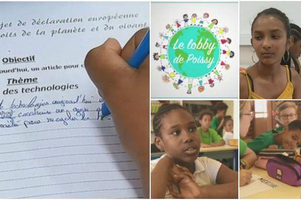 Lobby Poissy Réunion Guyane