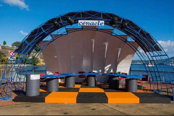 Cénacle / festival / Fort-de-France