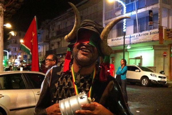 carnaval : la nuit à pointe-à-pitre