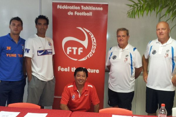 Foot : AS DRAGON Tahiti/ WAITAKERE de Nouvelle Zélande, demain soir, vendredi 12 avril, à 19h40 au stade Pater