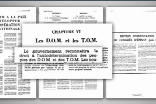 François Mitterrand et l'Outre-mer
