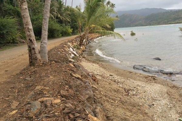 Ponérihouen érosion littoral