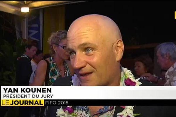 """Tender"" remporte le grand prix du FIFO 2015"