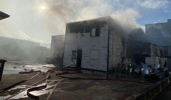 Incendie Jarry 04/12/2020