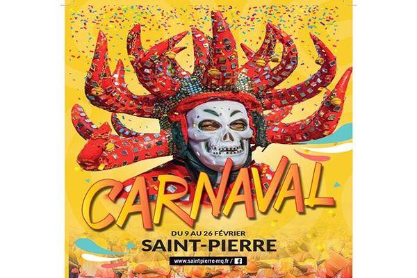 carnaval à Saint-Pierre (affiche)
