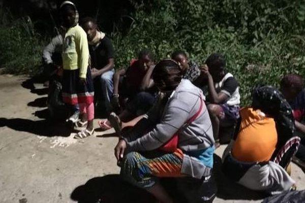 Migrants Afrique centrale Mayotte