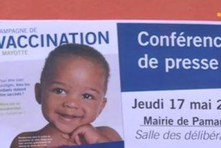 Campagne de vaccination pour 40 000 enfants