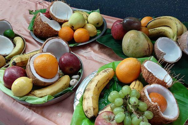 La fête du Pongol à La Réunion.