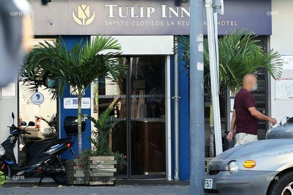 Hôtel Tulip Inn au Chaudron